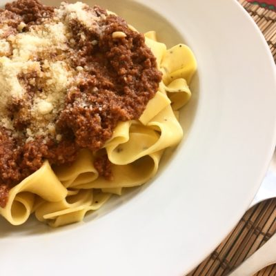 Salsa Bologna – Bologna Sauce