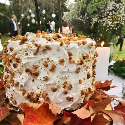 Torta Otoñal – Autumnal Cake